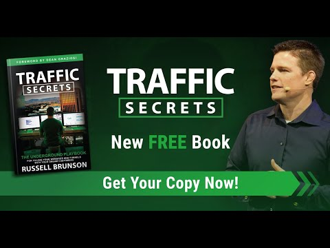 Traffic Secrets Book Review: A Sneak Peak At What You'll Discover Inside Of This New Book