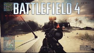 Best Battlefield 4 Sniper Player | BF4 Montage PC