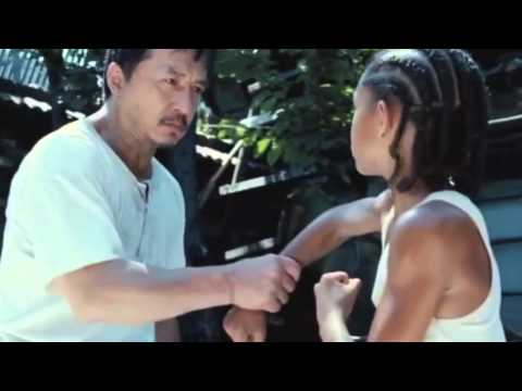 Karate Kid - Eminem (not afraid)