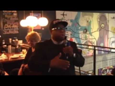 President of the Hip Hop Caucus, Rev. Lennox Yearwood, discusses the Keystone XL Pipeline