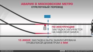 Авария в московском метро 15 июля 2014 года