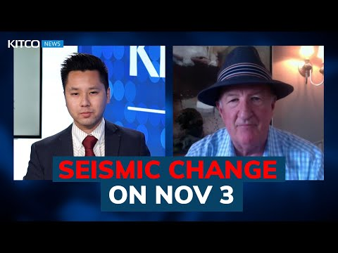 Expect 'seismic change' and major markets sell-off after election – Mark Skousen