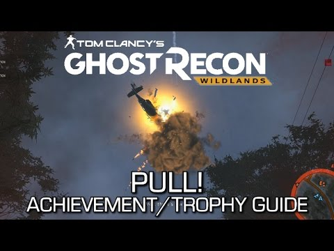 Ghost Recon: Wildlands Achievement Guide & Road Map