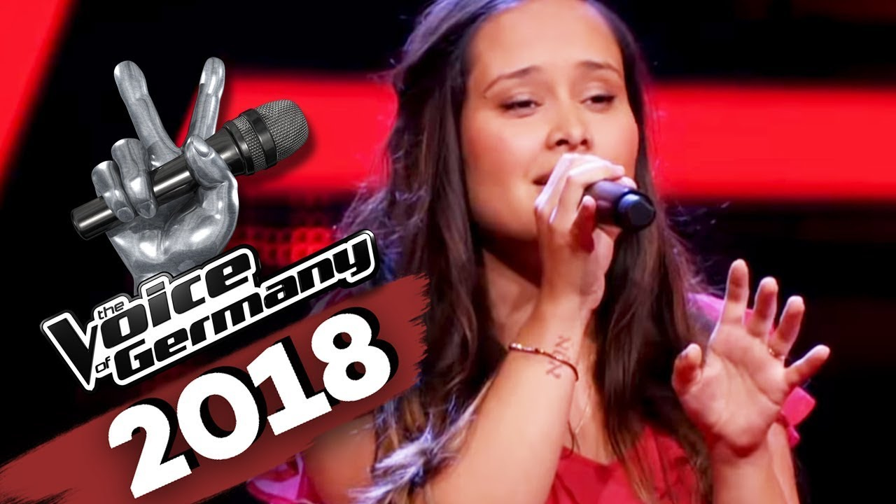 Adele - Remedy (Malin Donnelly Lewis) | The Voice of Germany | Blind  Audition