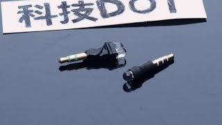 How to make A Powerfully Range IR Blaster For smartphone 手工DIY实用iphone红外遥控插头