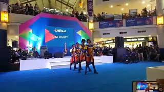 BOTTY BOYZ - DIGIFEST DIGI DANCE XL AXIATA TBK WAKANDA FOREVER THEME 2018 Video