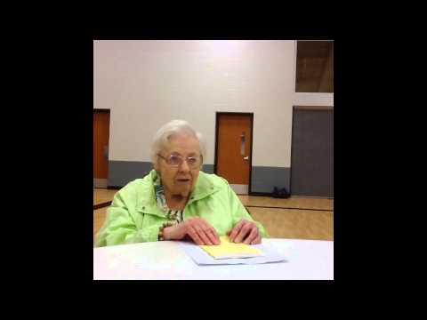 Margaret Brown Interview
