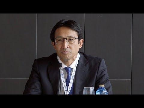 Ponencia De Tatsuya KATO, Director General, Oficina De JETRO