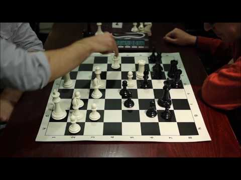 Battersea Blitz Chess Tournament: IM Bartholomew vs. Luis Sanchez [Round 10]