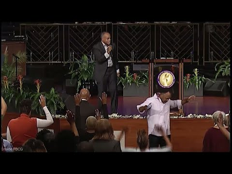 """The God Who Will Restore"" Pastor John K. Jenkins Sr. (Unbelievable Word)"