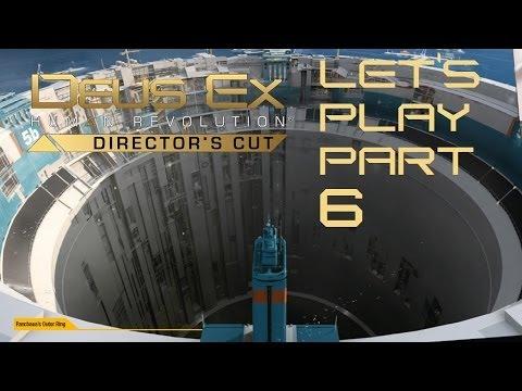 Let's Play: DXHR - Director's Cut Part 6: EXPLOSIVE APARTMENT VISIT