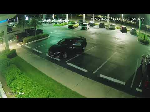 Weird lady chevy Car Dealership 7/28/18