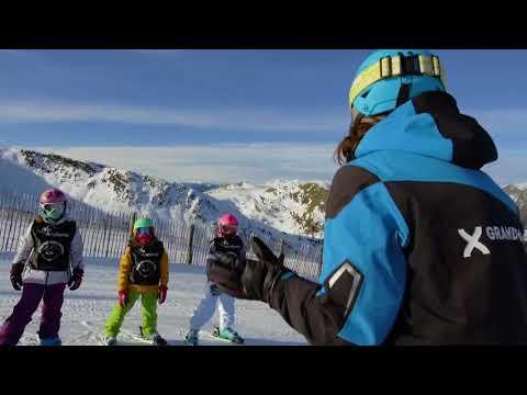 Soldeu Children Ski Lessons