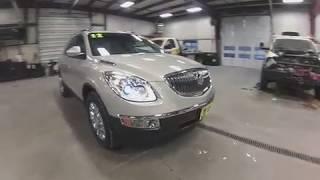 2012 Buick Enclave Premium FT6369A Motor Inn Auto Group