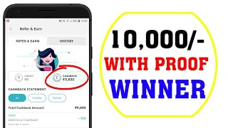 Fynd Squad lottery winner | Rs.10,000 Proof added