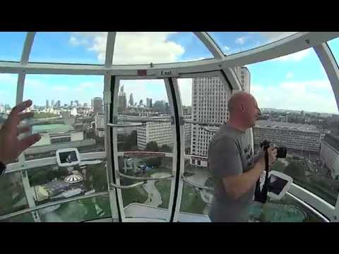 The London Eye (HD Headcam)