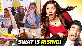 Swat Science Festival Brings Creative Talent | Mahira Khan's New Movie 7 Din Mohabbat In Teaser Out