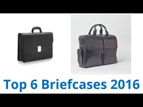 6 Best Briefcases 2016