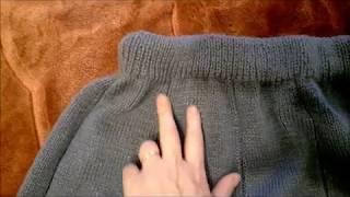 Юбка спицами(краткий обзор).