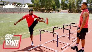 Hit Those Hurdles Hard, Hart!