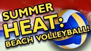 Summer Heat: Beach Volleyball - The Jestour