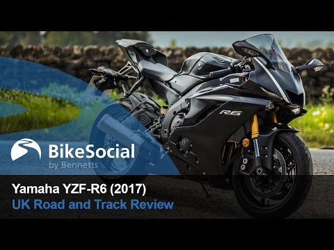Yamaha YZF-R6 (2017) Road and Track Review | BikeSocial