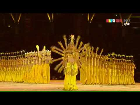 נערת בודהה  עם 1000 הידיים