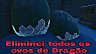 FORTNITE-Eliminated all DRAGON EGGS-.-DESTROY ALL