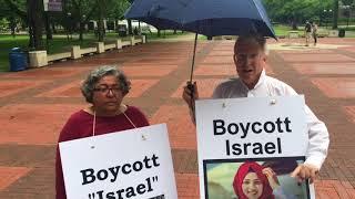 Palestine Protest Ann Arbor 2018