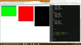 CSS Float tutorial