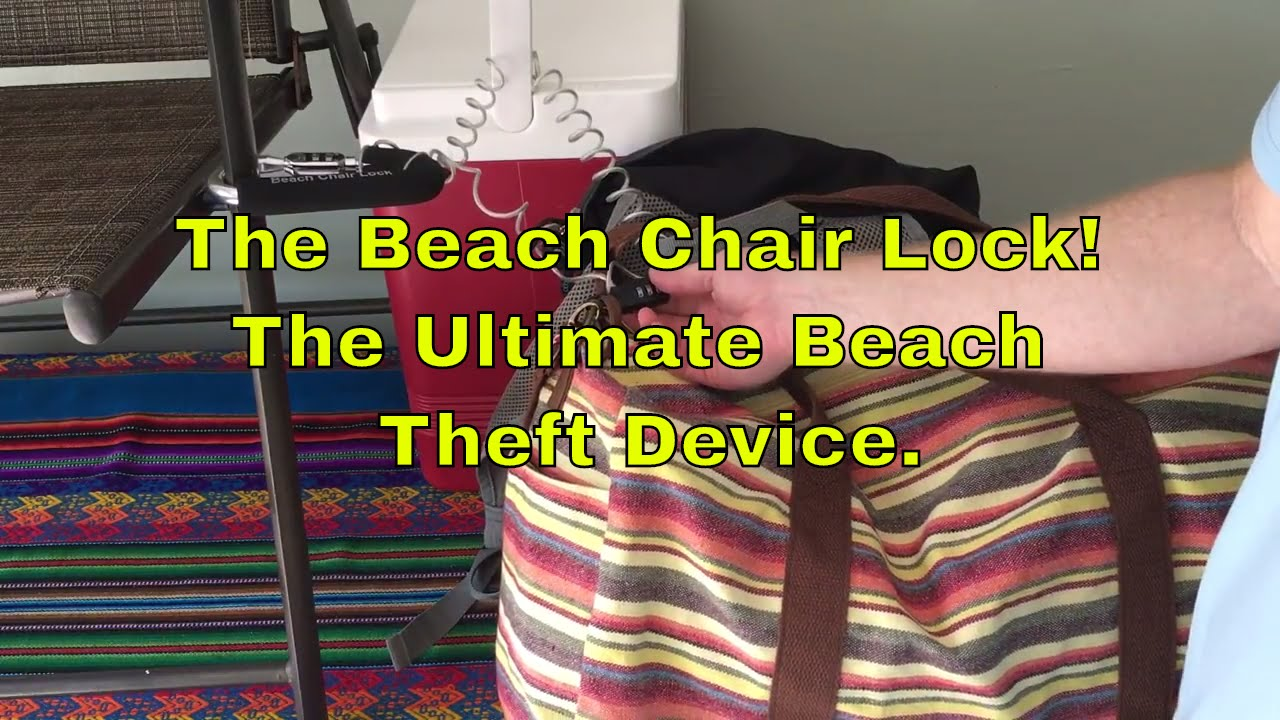 Beach Security Device Demonstration/Instructional Video Hotel ...