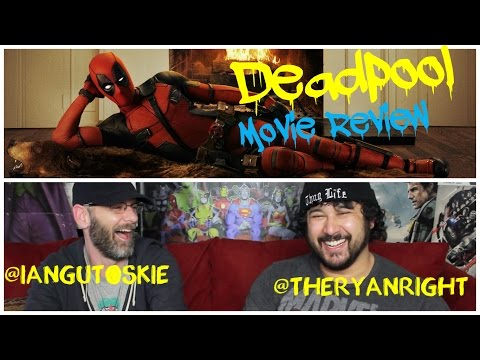DEADPOOL MOVIE REVIEW!!!
