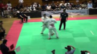 Shouki Arata vs Nicolae Stoian - All American Open 2011.MTS