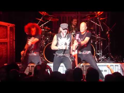 Accept - Midnight Mover @ Saban Theater, Sept 7, 2017