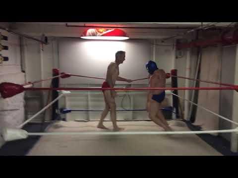 Old Man Wrestling- Viewers Choice, Jay Hi5