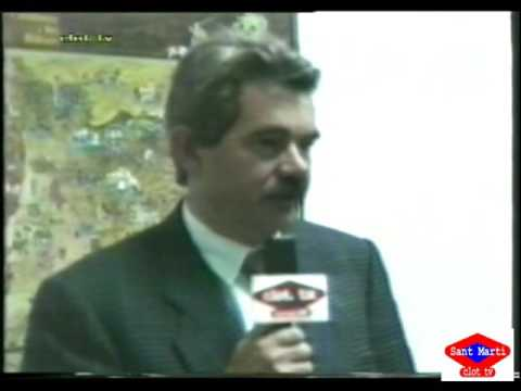 1990 11 01 Pasqual Maragall i TVs locals de Barcelona