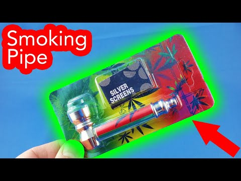 Smoking Pipe Rasta from Aliexpress.com Unboxing