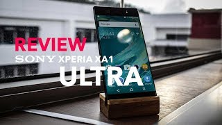 Sony Xperia XA1 Ultra Review - Hands On