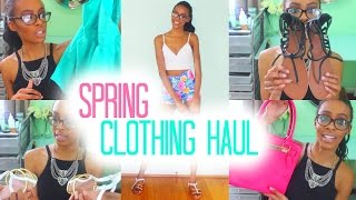 Spring Clothing & Shoes Haul! | Newdress & KYPO ♡ Lawenwoss