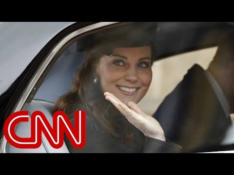 Duchess of Cambridge in 'early stages of labor'