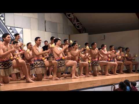 2014 Hato Paora College Senior A's
