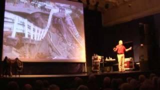 Darwin, Jordskælv i Chile, Musikhuset Slagelse 2009