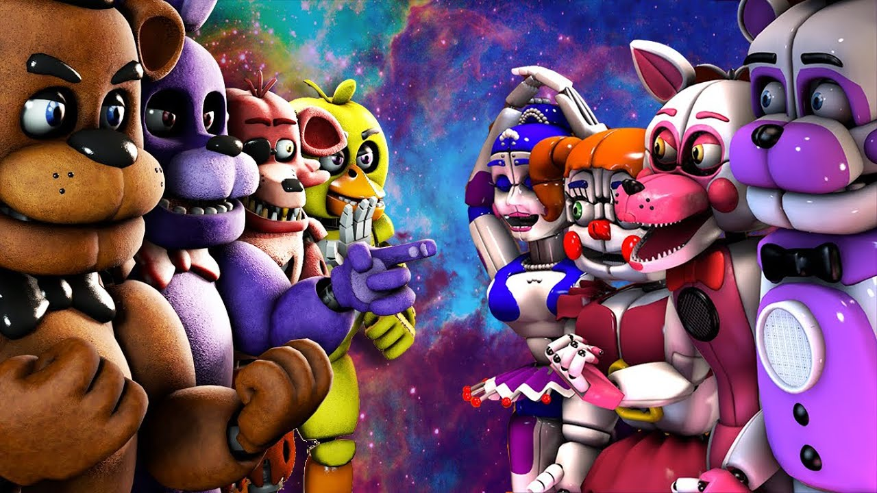 Top 10  Best Five Nights at Freddy s FIGHT Animations 2016  KILL     Top 10  Best Five Nights at Freddy s FIGHT Animations 2016  KILL FNAF VS  Animations    YouTube