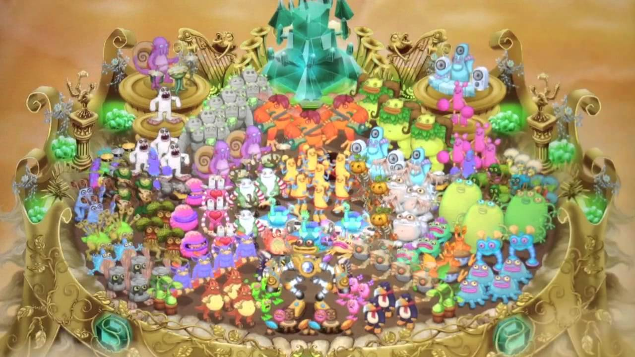 How To Get Gold Island On My Singing Monsters