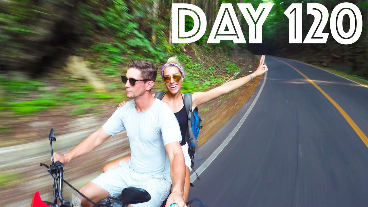 Tarsier Monkeys and Chocolate Mountains! | DAY 120