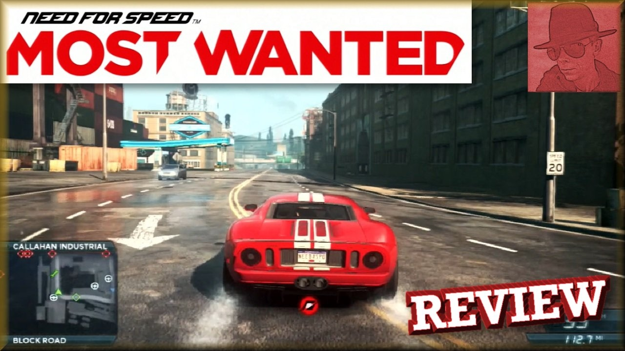 need for speed most wanted ps3 with commentary youtube. Black Bedroom Furniture Sets. Home Design Ideas