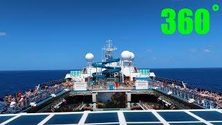 Carnival Splendor Tour 360˚ Deck 11