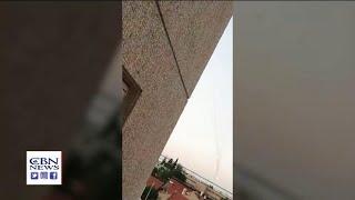 Gaza-Based Rocket Assault Forces Israelis to Brace for War