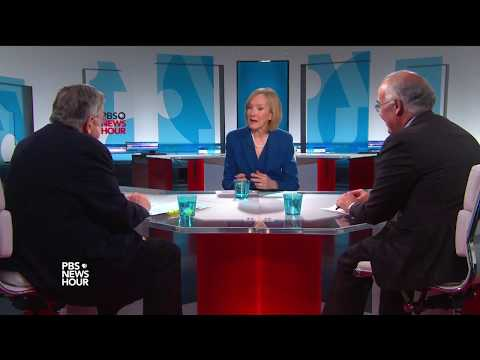 Shields and Brooks on budget deal economics, White House domestic abuse scandal