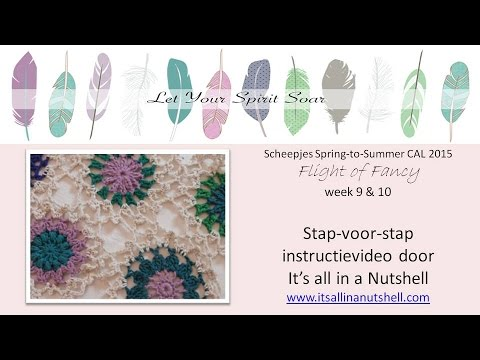 Flight of Fancy week 9 & 10 - Nederlands / Dutch
